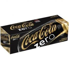 Coca Cola Caffeine Free Coke Zero 24-pack, 12 Ounce Cans