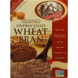 Hodgson Mill Unprocessed Wheat Bran  14 oz