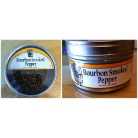 Bourbon Barrel Foods Smoked Pepper Spice; 2 Ounces