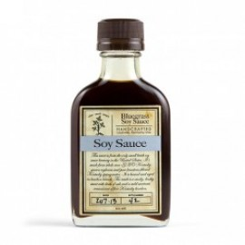 Bourbon Barrel Foods Micro-Brewed Soy (Bluegrass) Sauce - 100 ml. (3.38 oz.)