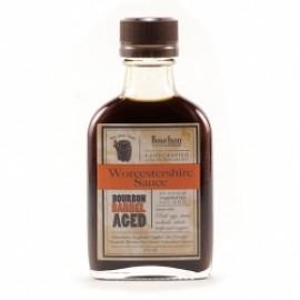 Bourbon Barrel Foods Worcestershire Sauce - 100 ml. (3.38 oz.)