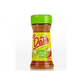 Mrs. Dash Seasoning Blend, Fiesta Lime, 2.4 oz