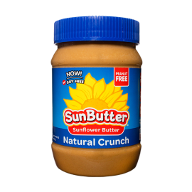 Sunbutter Crunchy from Sungold Foods - 16 oz