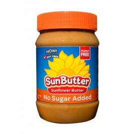 Sunbutter No Sugar from Sungold Foods - 16 oz