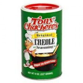 Tony Chachere's Original Creole Seasoning 8 Oz